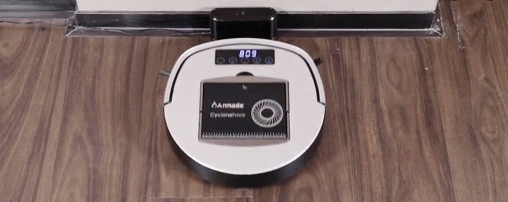 Anmade Robot Vacuum Cleaner