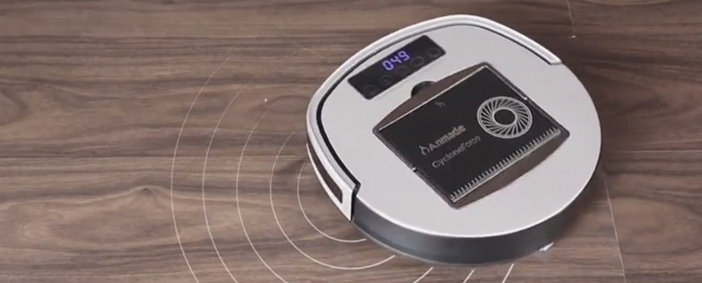 Anmade F11A Robot Vacuum