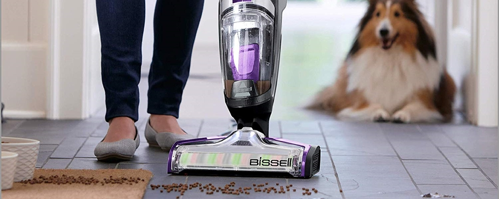 BISSELL Crosswave Pet Pro All in One Wet Dry Vacuum Review