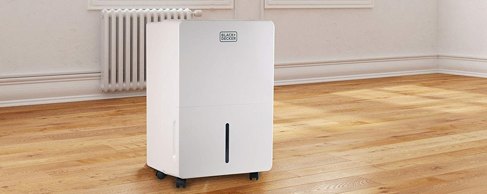 BLACK+DECKER Dehumidifier