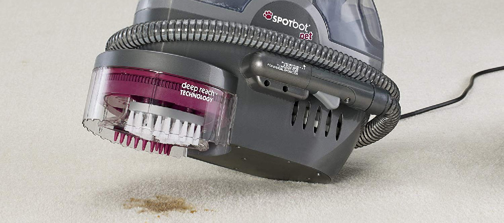 Best Portable Spot Cleaners for Carpet Stains