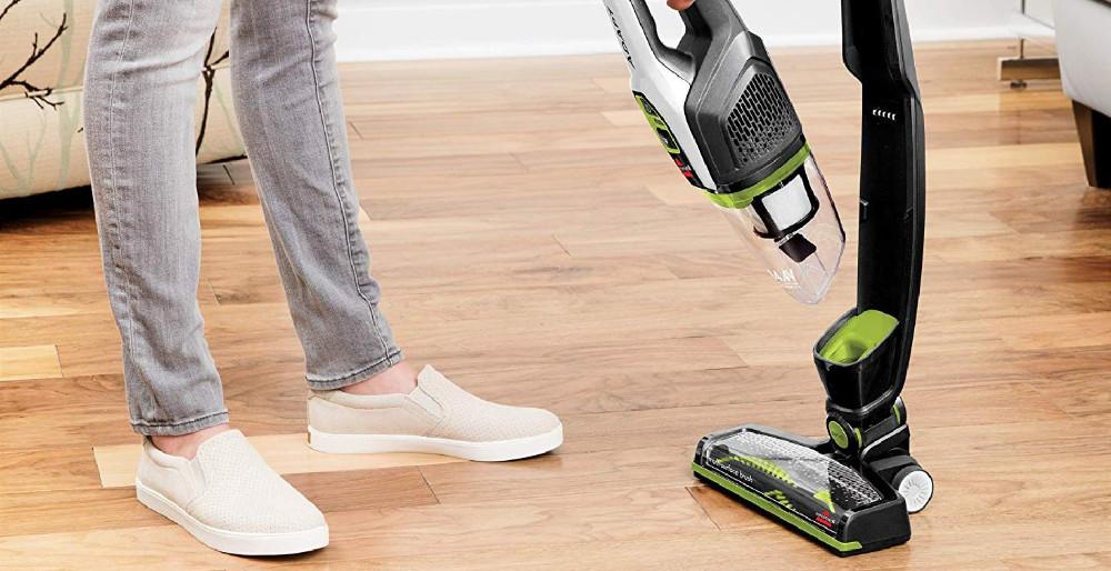 Best Stick Vacuums for Laminate Floors