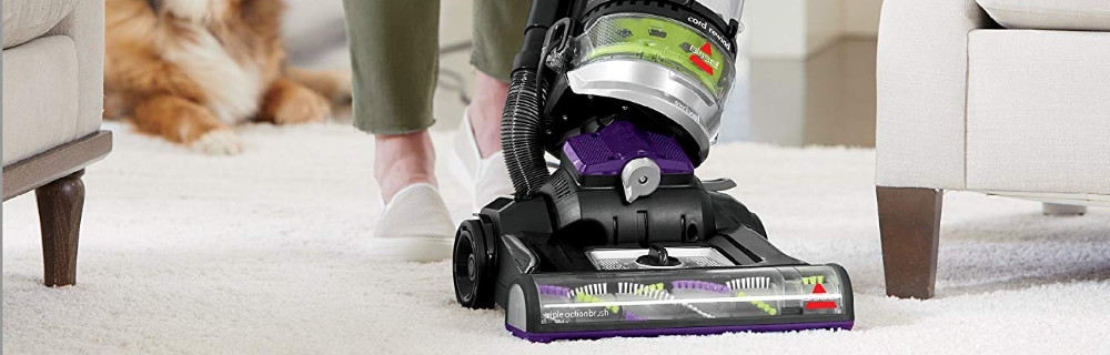Upright Vacuum Cleaners with HEPA Filters