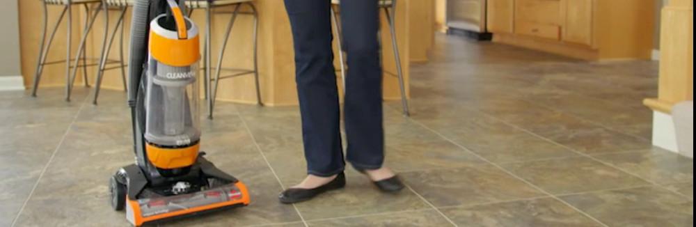 HEPA Upright Vacuum Cleaners