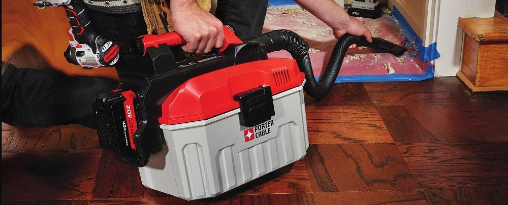 Best Wet Dry Vacuum for Car Cleaning