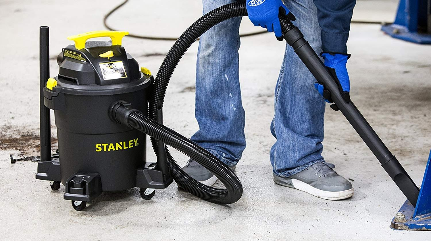 Best wet and dry vacuum cleaners