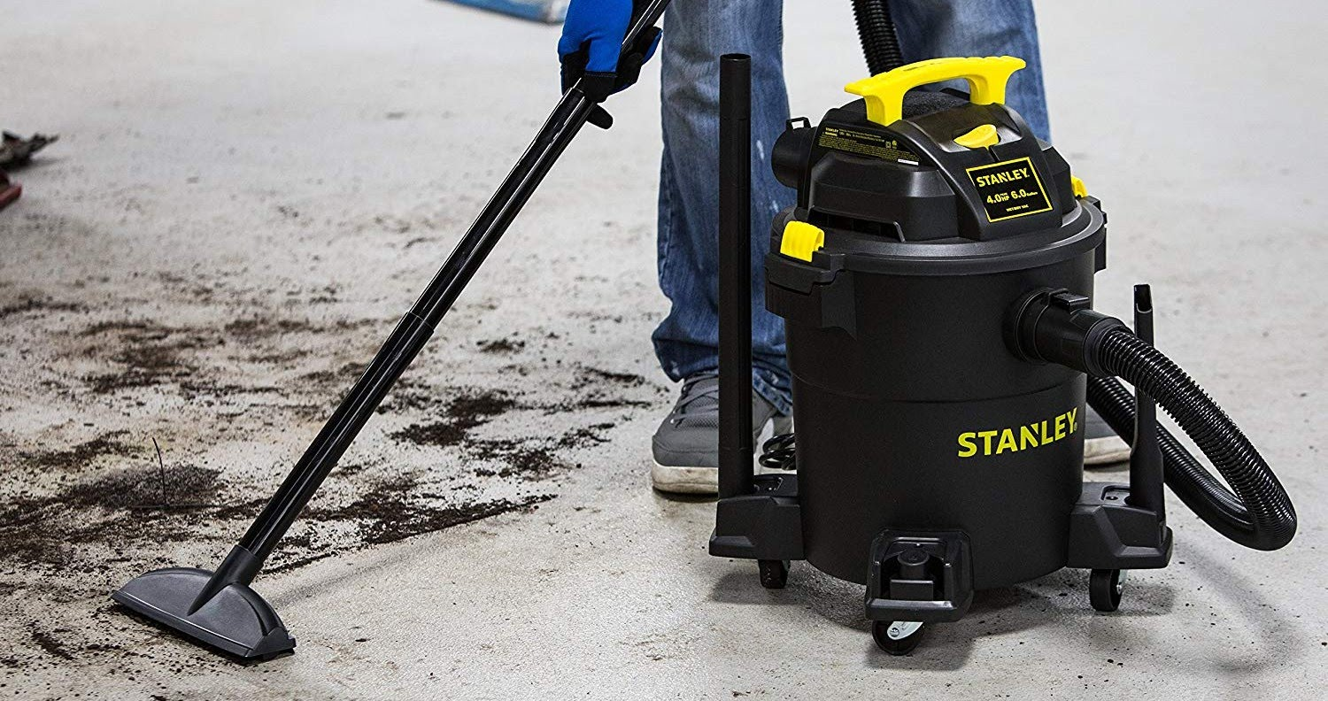 Top 10 Best Wet And Dry Vacuum Cleaner Reviews