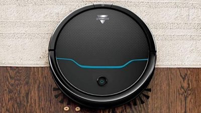 Bissell 2504 vs Eufy 11S Robot Vacuums