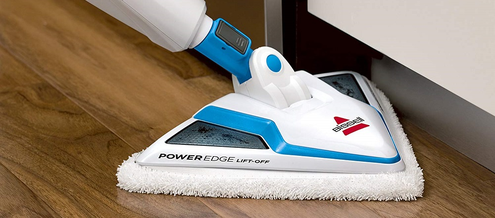 Bissell PowerEdge Lift Off Hard Wood Floor Cleaner, Tile Cleaner, Steam Mop