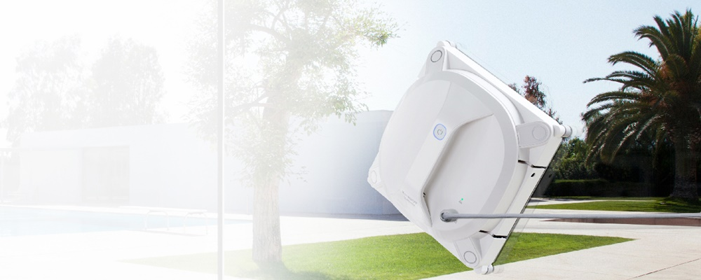 Window Cleaning Robot by Ecovacs