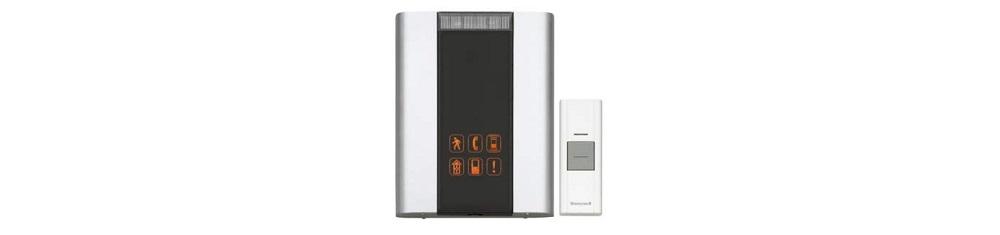Honeywell P4-Premium Portable Wireless Chime