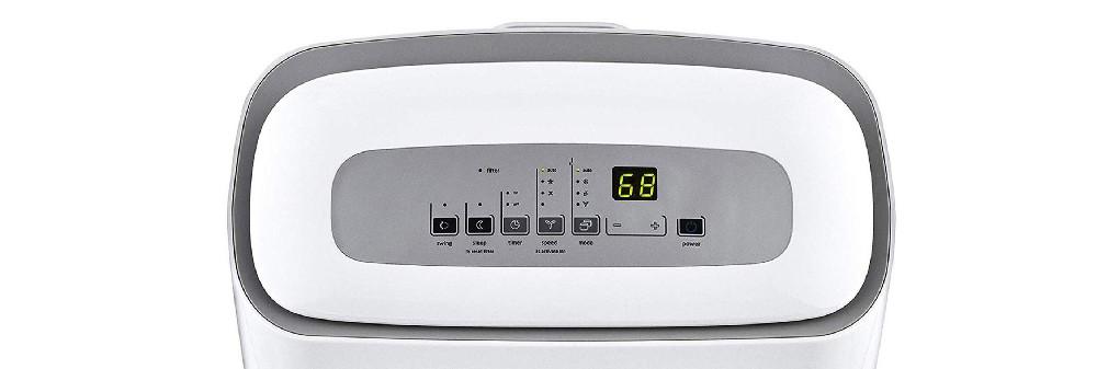 MIDEA MPF08CR81-E Portable Air Conditioner