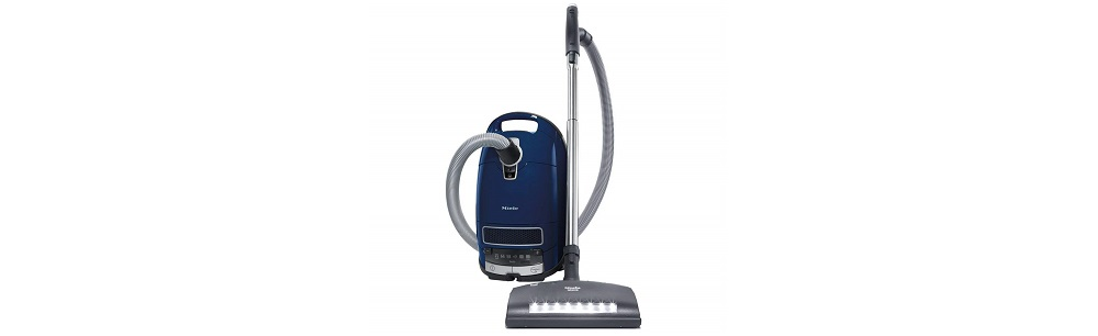 Miele Complete C3 Marin Canister HEPA Canister Vacuum Cleaner with SEB236 Powerhead Bundle