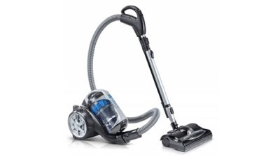 Prolux 2019 iFORCE Light Weight HEPA Bagless Canister Vacuum Review
