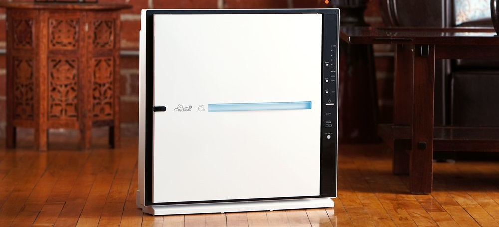 Rabbit Air MinusA2 Ultra Quiet HEPA Air Purifier - Stylish, Efficient and Energy Star