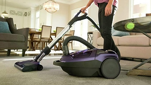 Review of the Kenmore 81614 Bagged Canister Vacuum
