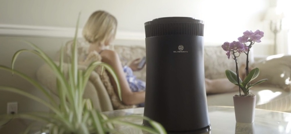 SilverOnyx Air Purifier for Home with True HEPA Carbon Filter Review