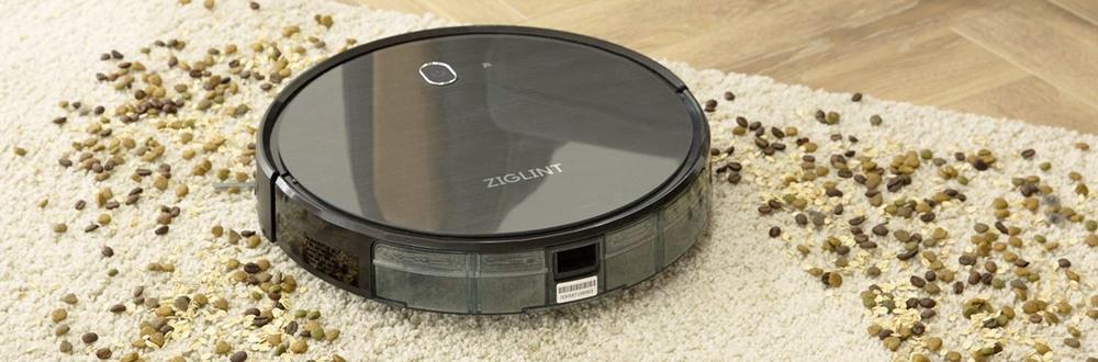 ZIGLINT Robot Vacuum