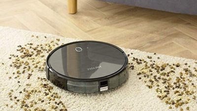 ZIGLINT D5 Robot Vacuum Cleaner Review