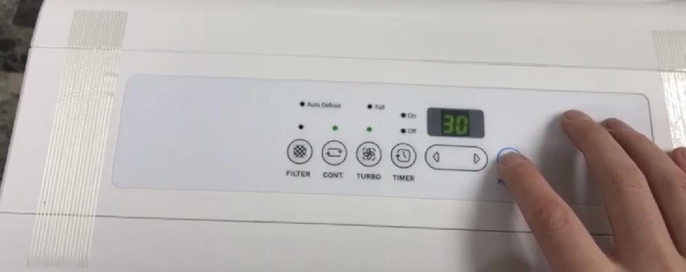 hOmeLabs HME020006N Dehumidifier