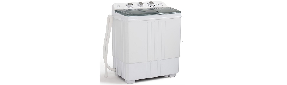 DELLA Small Compact Portable Washing Machine Review