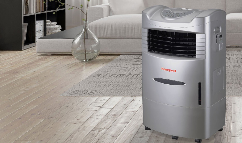 Honeywell 470 CFM Indoor Portable Evaporative Cooler Review
