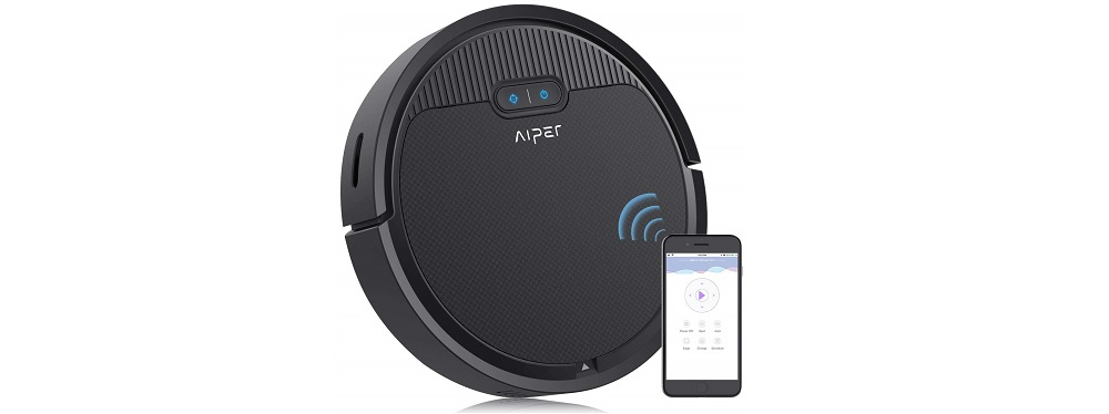 Aiper Automatic Vacuum Cleaner Robot Review