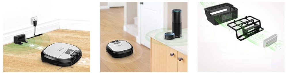HoLife Robot Vacuum Cleaner Review
