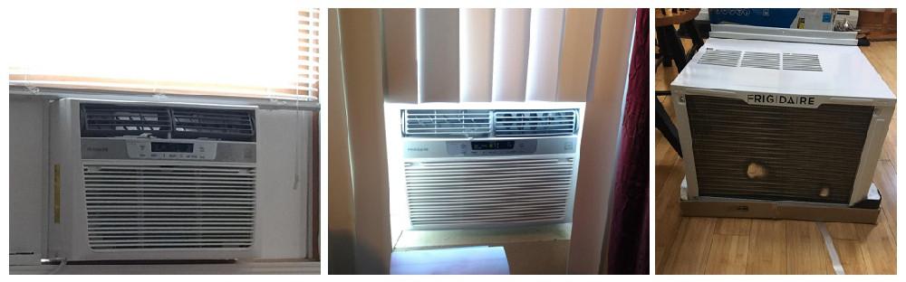 Frigidaire 12,000 BTU 115V Window-Mounted Compact Air Conditioner Review