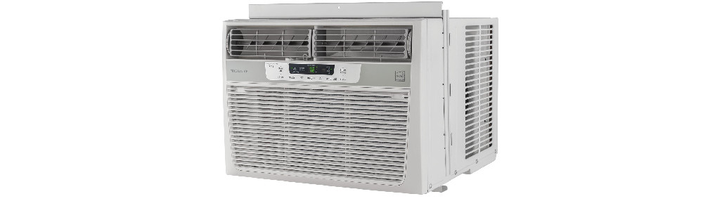 Frigidaire 12,000 BTU 115V Window-Mounted Compact Air Conditioner