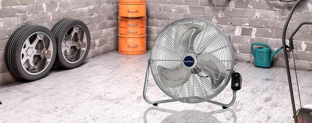 Best Fans for Cooling a Garage