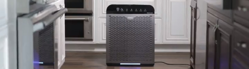 Whirlpool WPPRO2000P Whispure True Hepa Air Purifier