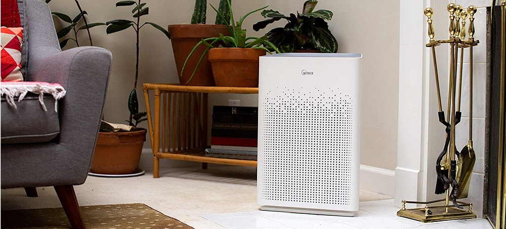 Winix AM90 Wi-Fi PlasmaWave Technology Smart App Air Purifier