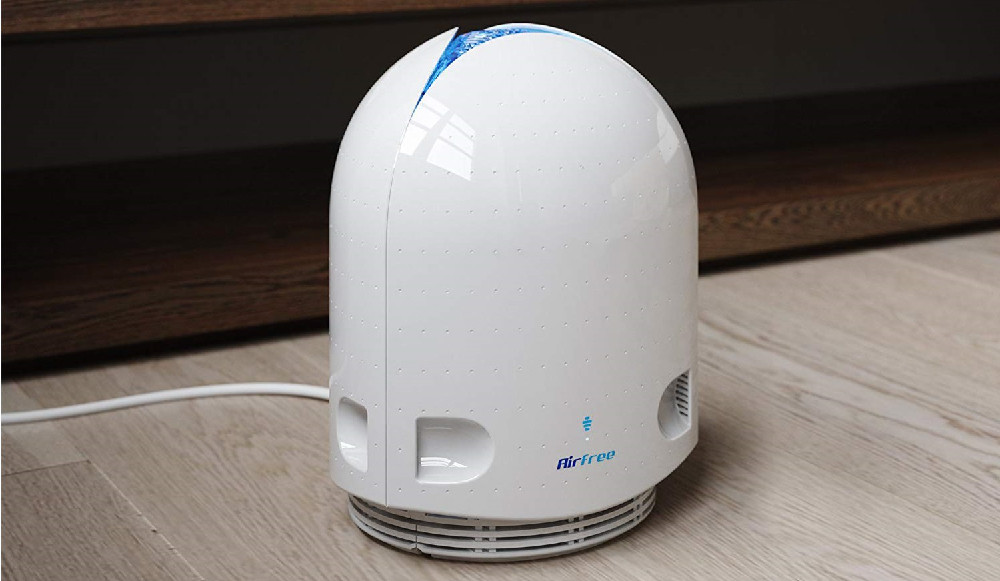 Airfree P2000 Filterless Air Purifier Review
