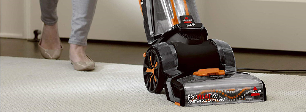 BISSELL ProHeat 2X Revolution Pet Upright Carpet Cleaner 1548F Review