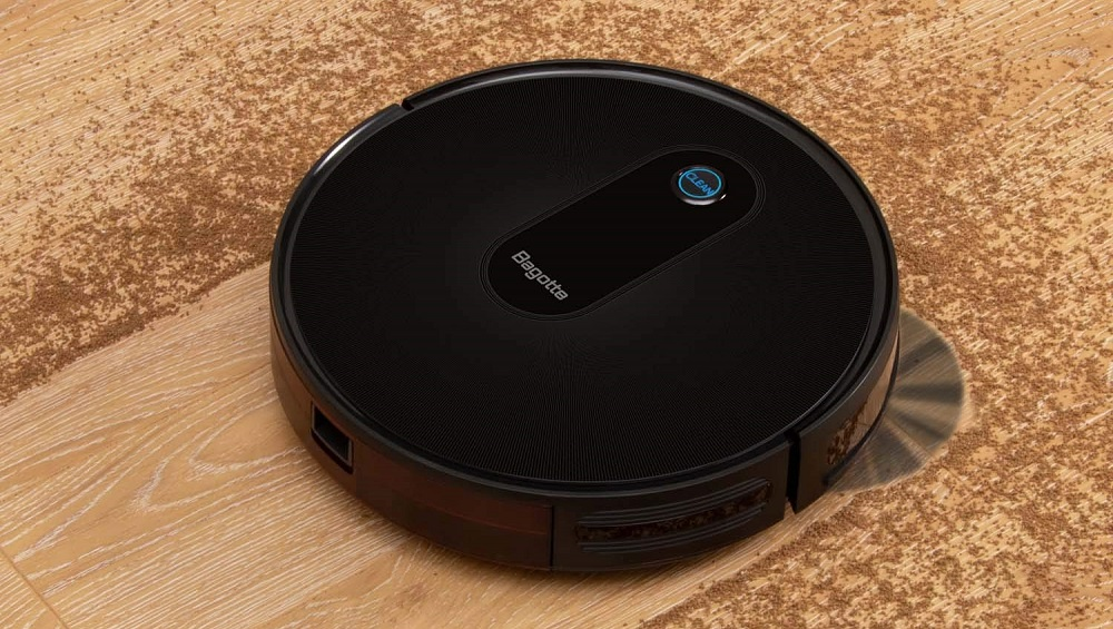 Bagotte BG600 Robotic Vacuum Cleaner Review