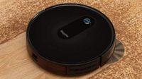 Bagotte BG600 Robotic Vacuums Cleaner, Slim & Quiet, 1500Pa High Suction