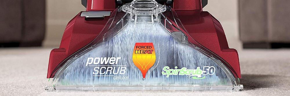 Hoover Power Scrub Deluxe vs Elite