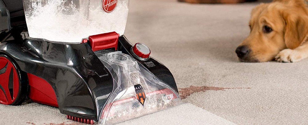 Hoover Power Scrub Elite vs Deluxe