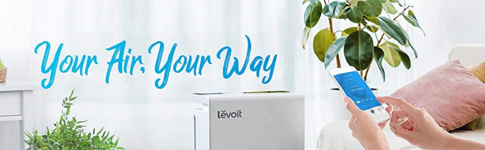 LEVOIT Smart WiFi Air Purifier Review (LV-PUR131S Model)