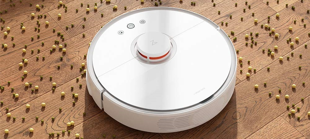 Roborock S50 Robotic Vacuum and Mop Cleaner
