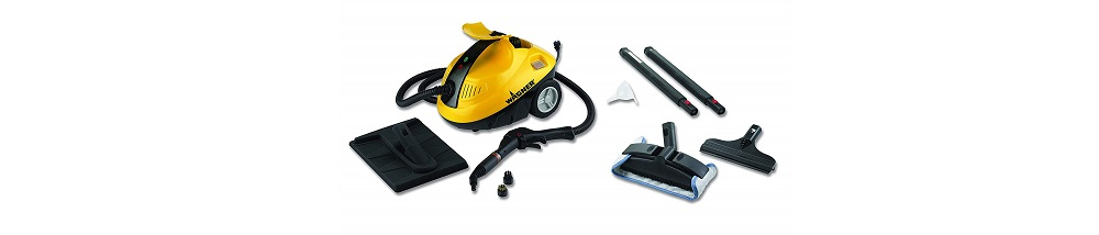 Wagner Spraytech Wagner 0282014 915 On-Demand Steam Cleaner, 120 Volts, Yellow