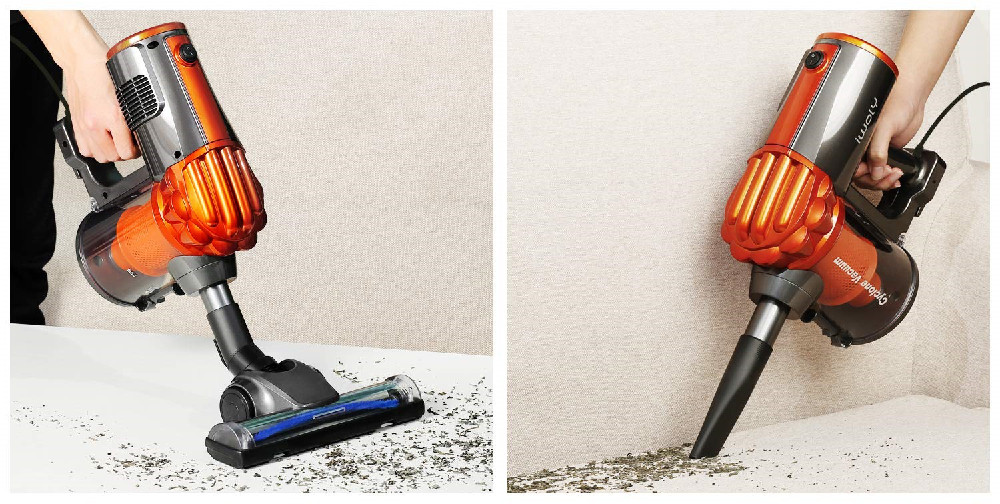 iwoly V600 Vacuum Cleaner Review