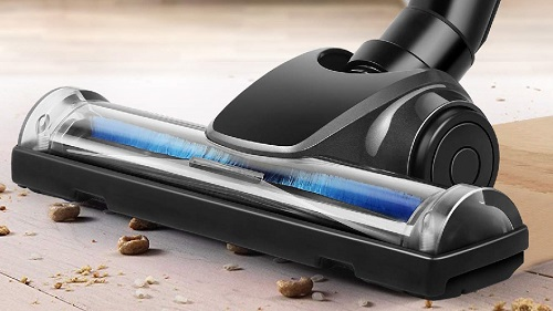 iwoly V600 Vacuum Cleaner 600W Lightweight Corded Bagless Stick and Handheld Vacuum