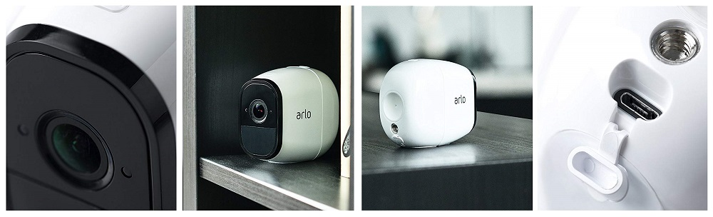 Arlo Pro - Wireless Home Security Camera System