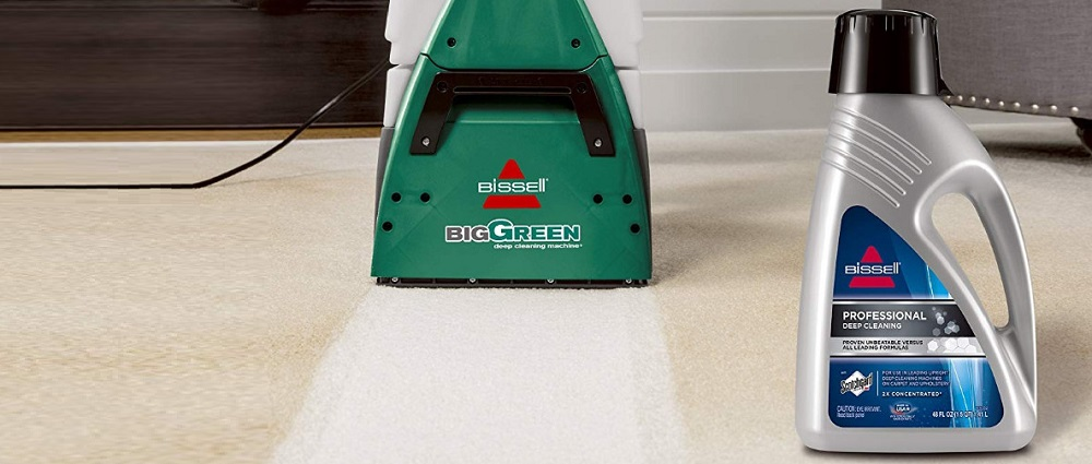 Bissell Big Green vs. Hoover Power Scrub