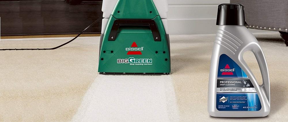 Bissell Big Green vs. Rug Doctor Deep