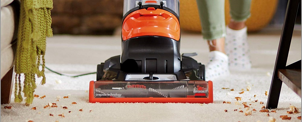 Bissell Cleanview Bagless Vacuum Cleaner Review (2486, Orange)