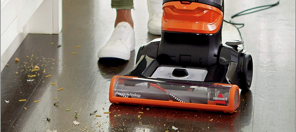 Bissell 2486 Cleanview Bagless Vacuum Cleaner Review