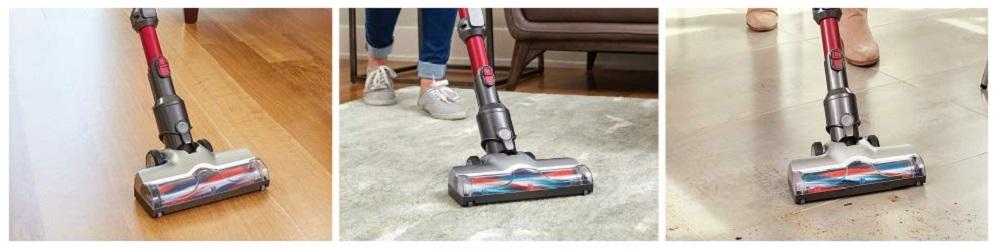 Black+Decker HFEK620J Upright Vacuum